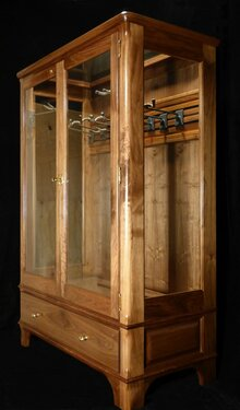 Genial Access N Sight   Guitar Display Case Cabinets   Home